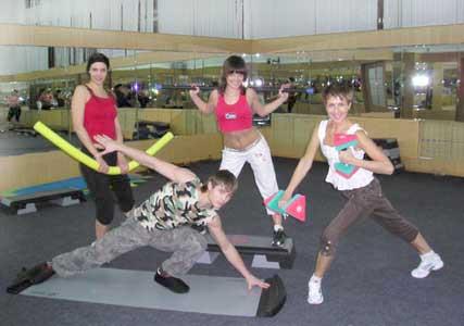 Фитнес для беременных ярославль заволжский район 8
